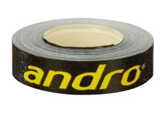 Andro Bande Contour Noir/Jaune