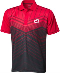Andro Polo Letis Rouge/Noir