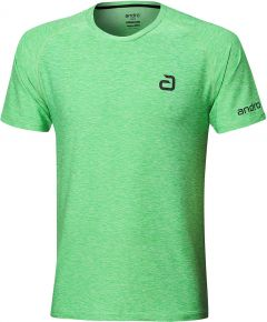Andro T-Shirt Melange Alpha Vert