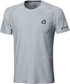 Andro T-Shirt Melange Alpha Gris