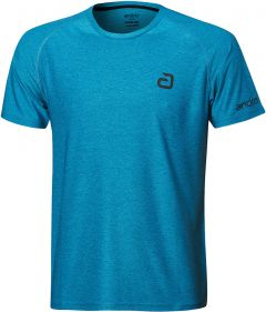 Andro T-Shirt Melange Alpha Petrol