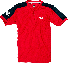 Butterfly Polo Takeo Coral