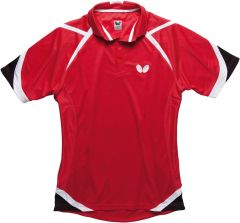 Butterfly Shirt Kido Rouge