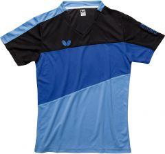 Butterfly Shirt Koki Blue
