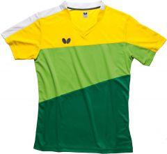 Butterfly Shirt Koki Green