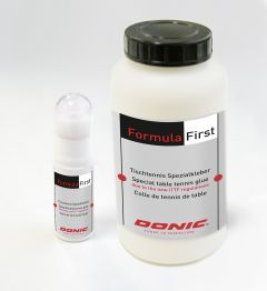 Donic Formula first