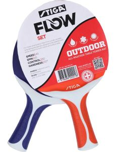 Stiga Flow Set Bleu/Rouge