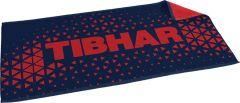 Tibhar Serviette Game Bleu Foncé/Rouge