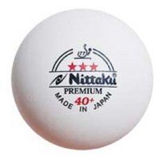 Nittaku Balles Premium 40+ ***