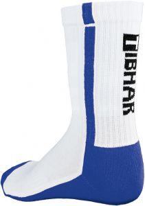 Tibhar Chaussettes Pro Blanc/Bleu