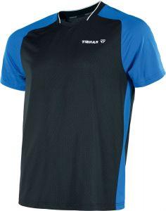 Tibhar TT-Shirt Pro Noir/Bleu