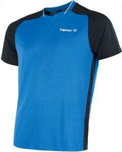 Tibhar TT-Shirt Pro Bleu/Noir
