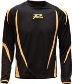 Dsports maillot Roma Noir / Gold