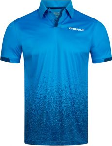 Donic Polo Splash Bleu/Marine
