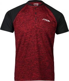 Stiga Polo Team Rouge/Noir