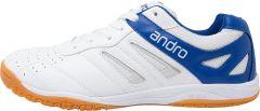Andro Chaussures Shuffle Step Blanc/Bleu