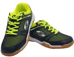 Donic Chaussures Ultra Power II Noir/Lime