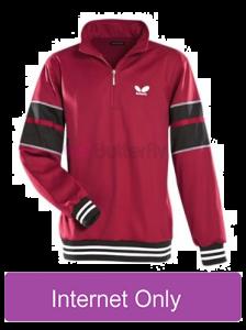 Butterfly Sweatshirt Force Rouge