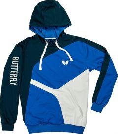 Butterfly Hoodie Jacket Ryo Blue