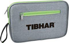 Tibhar Housse Sydney Simple Gris/Vert