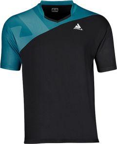 Joola T-Shirt Ace Noir/Pétrole