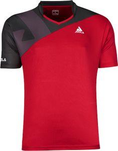Joola T-Shirt Ace Rouge/Noir