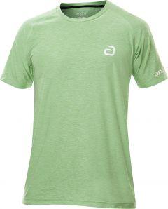 Andro T-Shirt Alpha Melange Pro Vert