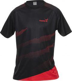 Yasaka T-Shirt Callisto Noir/Rouge