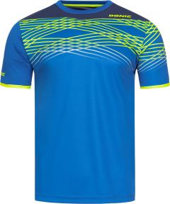 Donic T-Shirt Clix Bleu Royal/Marine
