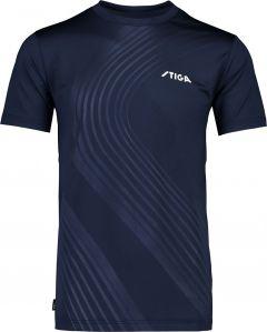 Stiga T-Shirt Player Marine
