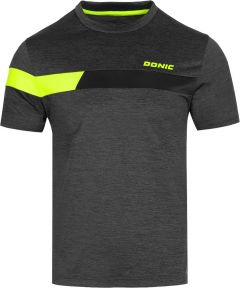Donic T-Shirt Stunner Anthracite Chiné