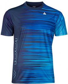 Joola T-Shirt Synchro Bleu/Bleu Ciel