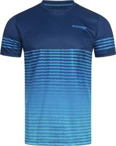 Donic T-Shirt Tropic Marine/Bleu