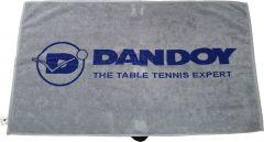 Dandoy Serviette Bleu/Gris